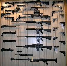 weaponry addict